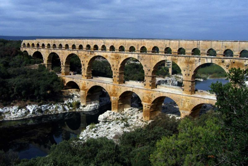 Pont du Gard (UNESCO World Heritage)