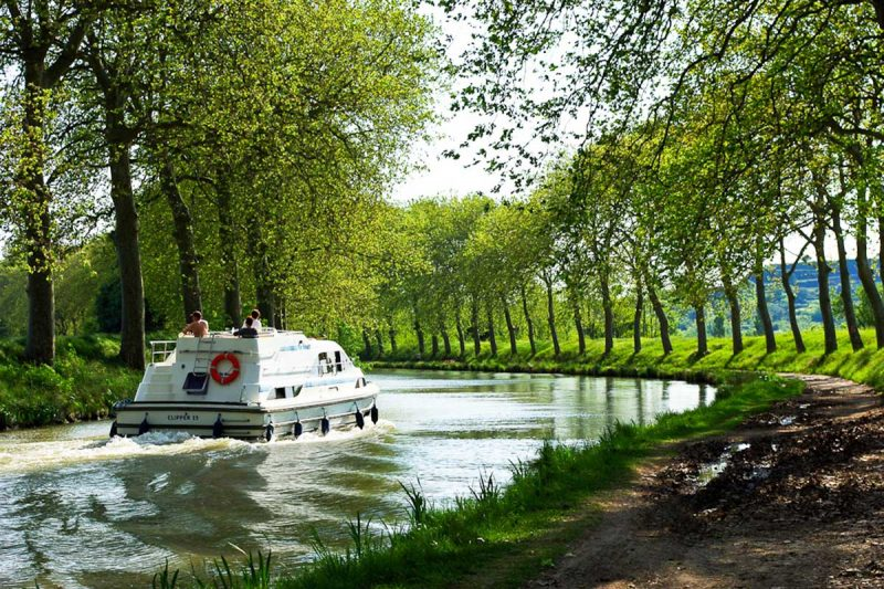 Canal du Midi (UNESCO World Heritage)