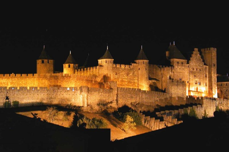 Fortified City of Carcassonne (UNESCO World Heritage)