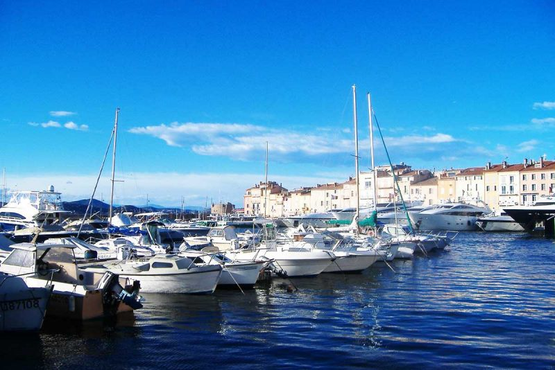 Typical Mediterraneen harbour