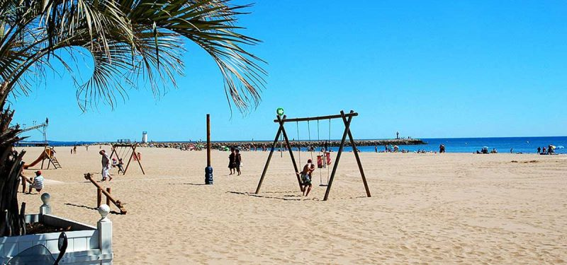 Valras Plage Beach